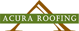Site footer logo | Acura Roofing