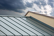 Metal Roof img | Acura Roofing
